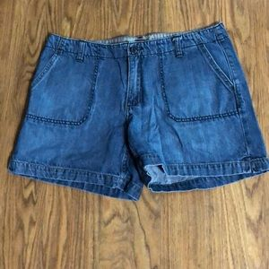 Old Navy Low Waist Jeans Shorts